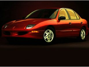 1997 Pontiac Sunfire Sedan