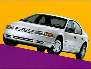 1998 Plymouth Breeze Sedan