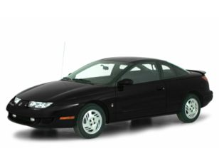 2000 Saturn SC2 Coupe