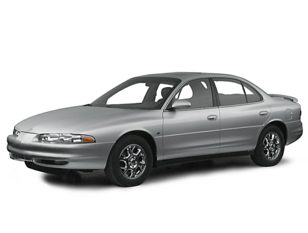 2001 Oldsmobile Intrigue Sedan