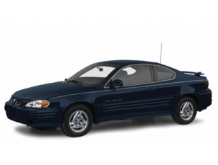 2001 Pontiac Grand Am Coupe