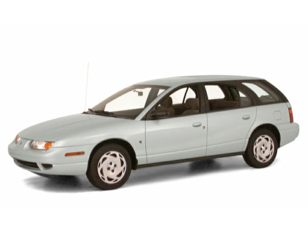 2001 Saturn SW2 Wagon