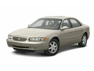 2002 Buick Regal Sedan