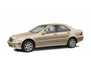 2002 Mercedes-Benz C-Class Sedan