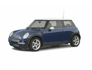 2002 MINI Cooper S Hatchback