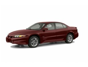 2002 Pontiac Bonneville Sedan