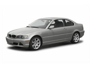 2004 BMW 325 Coupe