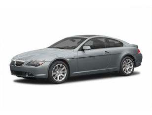 2005 BMW 645 Coupe