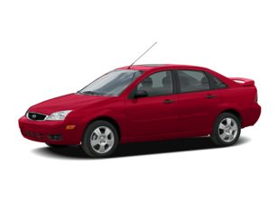 2006 Ford Focus Sedan