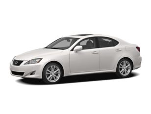 2006 Lexus IS 350 Sedan