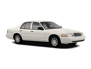 2007 Ford Crown Victoria Sedan