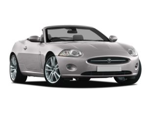 2007 Jaguar XKR Convertible