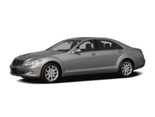 2007 Mercedes-Benz S-Class Sedan