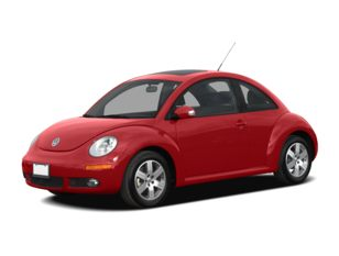 2007 Volkswagen New Beetle Hatchback