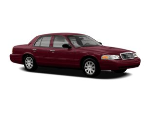 2008 Ford Crown Victoria Sedan