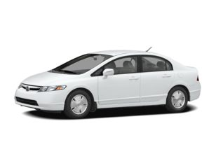 2008 Honda Civic Hybrid Sedan