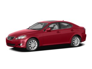 2008 Lexus IS 250 Sedan
