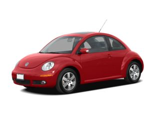 2008 Volkswagen New Beetle Hatchback