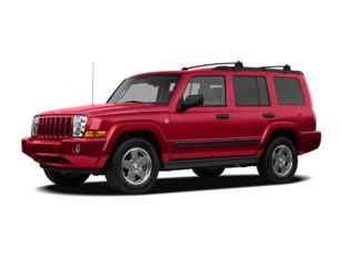 2010 Jeep Commander SUV