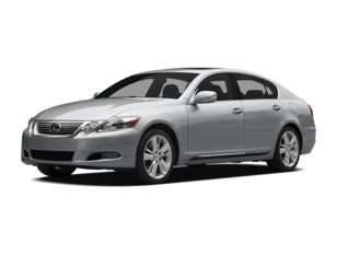 2010 Lexus GS 450h Sedan