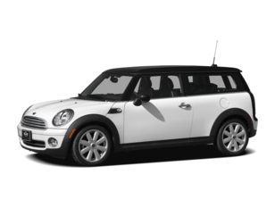 2010 MINI Cooper Clubman Wagon