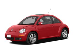 2010 Volkswagen New Beetle Hatchback