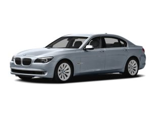 2011 BMW ActiveHybrid 750i Sedan