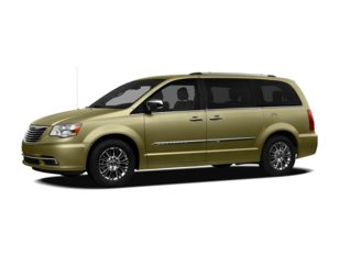 2011 Chrysler Town & Country Van