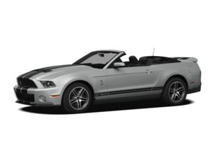 2011 Ford Shelby GT500 Convertible