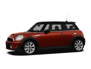 2011 MINI Cooper S Hatchback