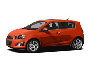 2012 Chevrolet Sonic Hatchback