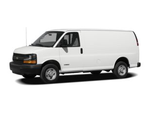 2012 Chevrolet Express 3500 Van