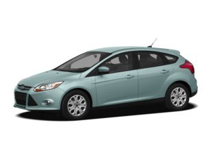 2012 Ford Focus Hatchback