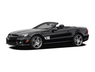 2012 Mercedes-Benz SL63 AMG Convertible