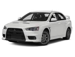 2012 Mitsubishi Lancer Evolution Sedan