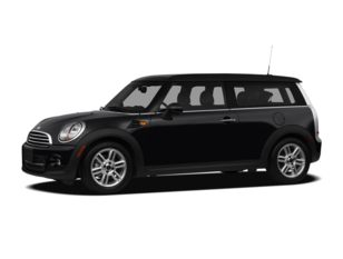2012 MINI Cooper Clubman Wagon