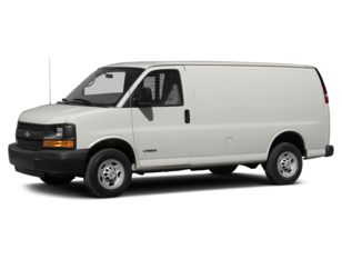 2013 Chevrolet Express 1500 Van