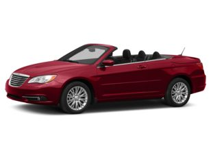 2013 Chrysler 200 Convertible
