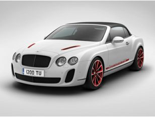 2013 Bentley Continental Supersports Convertible