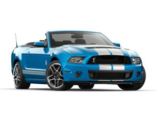 2014 Ford Shelby GT500 Convertible