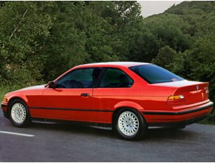 1992 BMW 325 Coupe