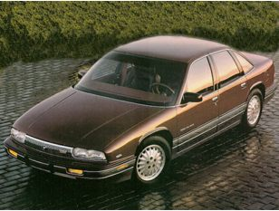 1992 Buick Regal Sedan