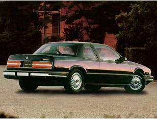 1992 Buick Regal Coupe