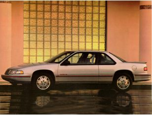 1992 Chevrolet Lumina Coupe