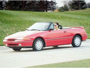 1992 Mercury Capri Convertible