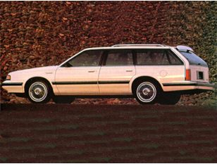 1992 Oldsmobile Custom Cruiser Wagon
