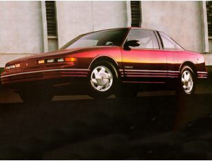 1992 Oldsmobile Cutlass Supreme Coupe
