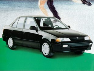 1992 Suzuki Swift Sedan