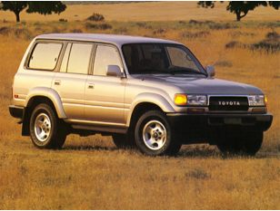 1992 Toyota Land Cruiser SUV