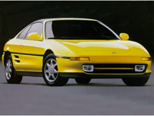 1992 Toyota MR2 Coupe